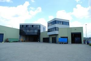 bedrijfspand huren Breda